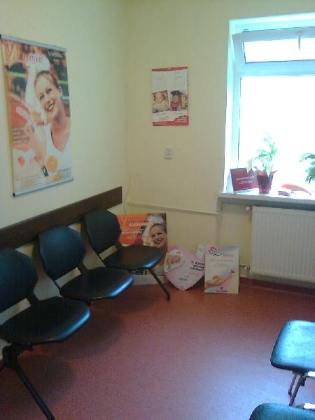 Cabinet: sala de asteptare | Dr. Muresan SRL