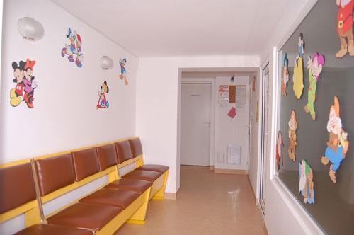 Sala de asteptare | Cabinet de Pediatrie dr. Burlacu Iurie