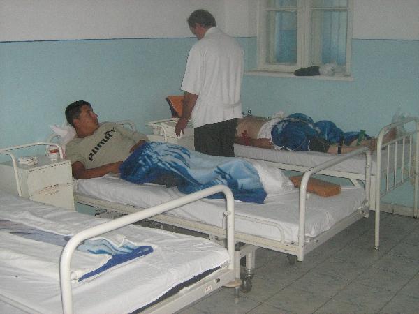 F8   Centrul de Sanatate Regele Carol I Deparati