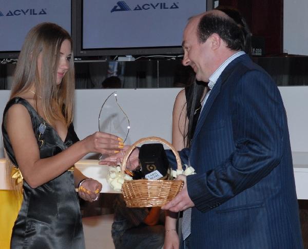 Decernarea premiului   Biodent   stomatologie