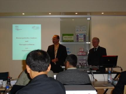 Seminar Rayonex Lenestadt | Quantmed