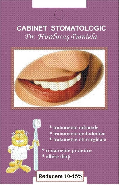 | C.M.I. dr. Daniela Hurducas - Medicina Dentara Iasi