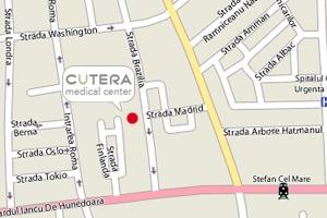 Locatie Bucuresti | Cutera Medical Center