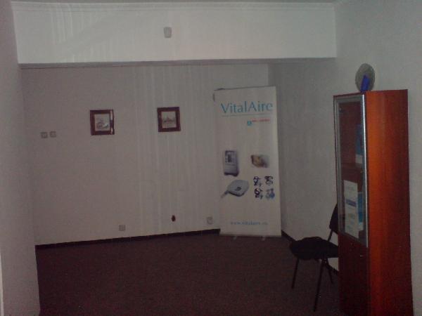VitalAire Romania - intrare | VitalAire Romania