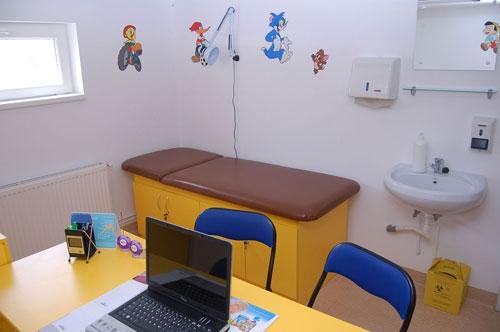 Cabinet consultatii | Cabinet de Pediatrie dr. Burlacu Iurie
